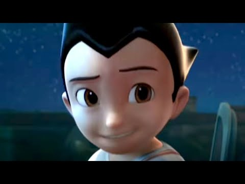 "Astro Boy TV Spot ""Real Boy"""