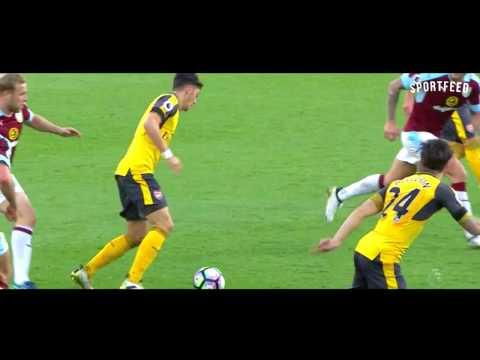 Mesut Özil - Skills,Assists And Goals 2016-2017 HD