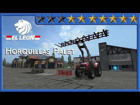 El Leon Pallet Forck Pack v1.0