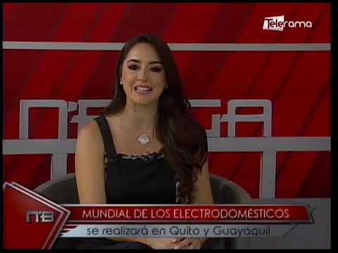 Mundial de los electrodomésticos se realizó en Quito y Guayaquil