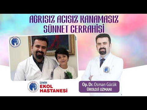 Ağrısız, Acısız, Kanamasız Cerrahi Sünnet Öncesi Sonrası - Op.Dr.Osman Gücük - İzmir Ekol Hastanesi