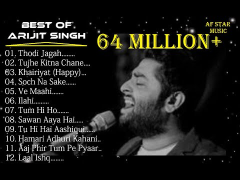 Best of Arijit Singh  l Arijit Singh Romantic Hindi Songs l Arijit Singh New Songs l Audio Jukebox.