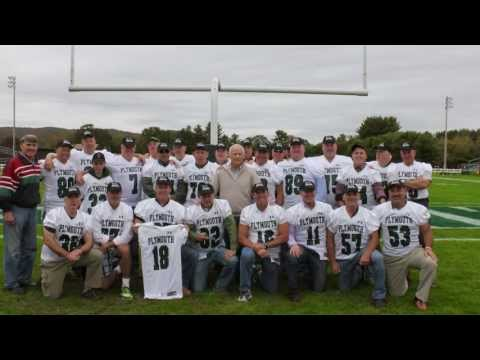 Plymouth State Football -- 1983 ECAC Champion Reunion