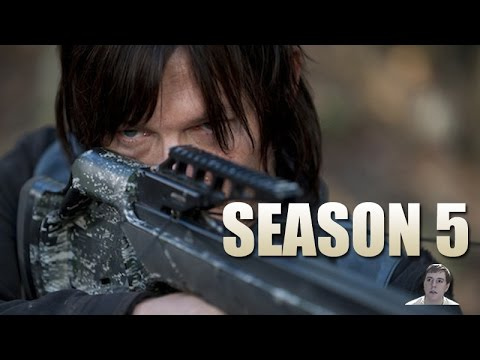 What - The Walking Dead Season 5 - Premiere 90 Minutes? What We Know So Far! Alright what's going on guys it's Trev back again here to bring you another video. In this one I will be giving my thoughts...