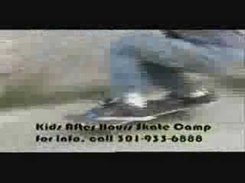 Kids After Hours Skate Camps Promo