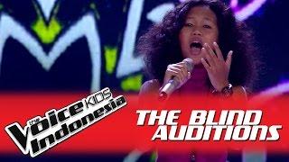"Video Kauzar ""Bunga Terakhir"" I The Blind Auditions I The Voice Kids Indonesia GlobalTV 2016 MP3, 3GP, MP4, WEBM, AVI, FLV September 2018"