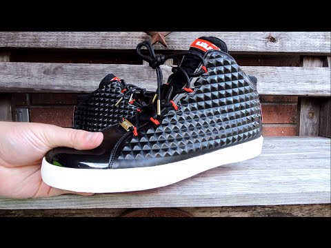 Review Video | Nike Lebron 12 NSW Lifestyle QS