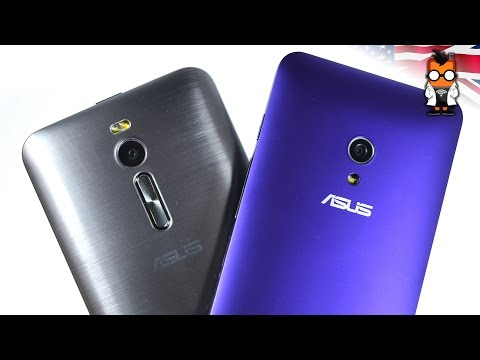 ASUS Zenfone 2 vs Zenfone 5 - Which One is Right For You?