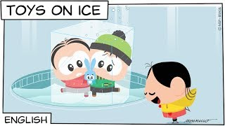 Monica Toy | Toys on ice (S05E21)