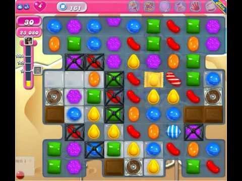 Candy Crush Saga Level 121 ★★