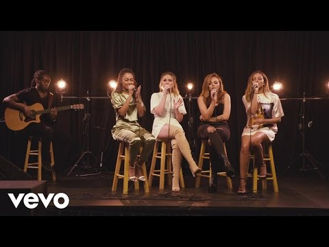 Little Mix - Touch [2017, live, unplugged]