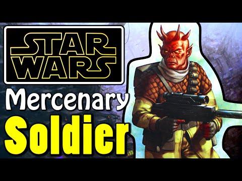 Star Wars: Mercenaries for Hire