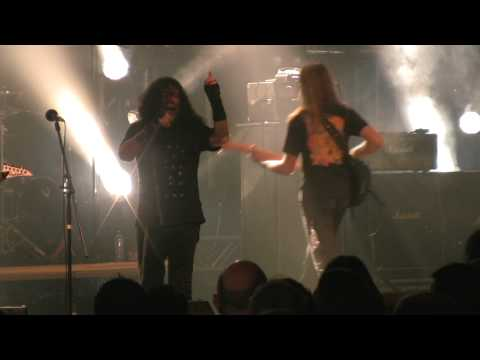 Helstar- Baptized In Blood Live @ Alcatraz Metal Festival 2011 online metal music video by HELSTAR