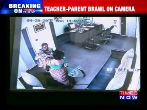 Punjab: Parents Beat School Director