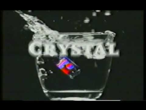 Pepsi Commercial for Crystal Pepsi (1993) (Television Commercial)