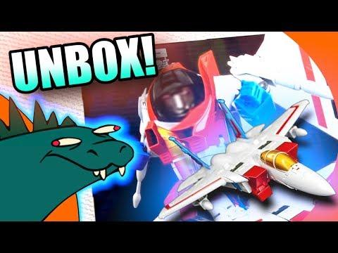 MakeToys Meteor NOT Starscream Transformers UNBOXING