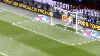 Samuel Eto'o und seine Tore für Inter (2009-2011)
