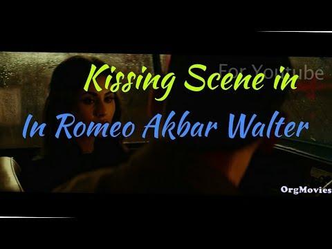Kissing Bed Scene of John Abraham and Mouni Roy !!!   Romeo Akbar Walter
