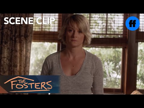The Fosters | Season 5, Episode 15: Stef Has A Panic Attack | Freeform