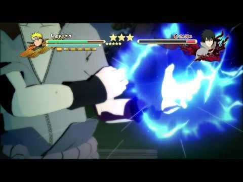 Naruto Shippuuden Ultimate Ninja Storm 3 [ИгроПроходимец] Part 020