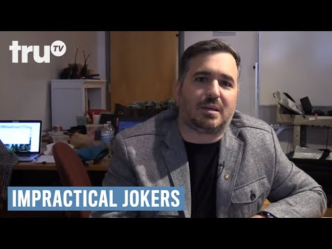 "Impractical Jokers - ""A Bad Case of the Runs"" Ep. 716 (Web Chat) 