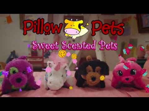 Sweet Scented Pillow Pets
