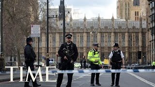UK Parliament On Lockdown After Potential Terror Incident | TIME