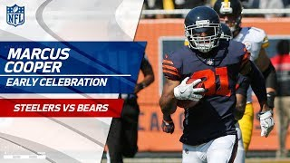 Steelers vs. Bears Wacky End of Half, Reminiscent of Leon Lett's Gaffe | NFL Wk 3 Highlights
