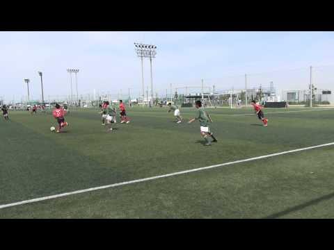 【JFAプレミアカップ2014】名古屋グランパスU15 vs 青森山田中学校 (全8ゴール) [2014年5月4日]