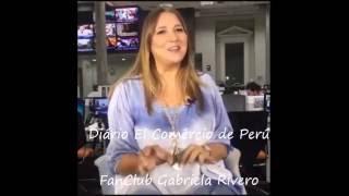 Entrevista de Gaby Rivero en Diario el Comércio de Perú!