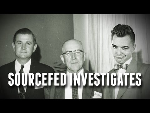 Investigates - SOURCEFED SHIRTS!!! http://dft.ba/-4EpA The NSA is watching us. Joe Bereta Investigates. More stories at: http://www.sourcefed.com or check out: http://youtu...