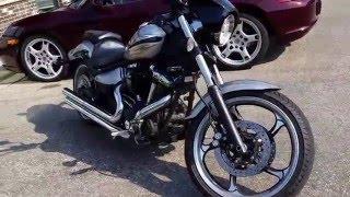 8. 2012 Yamaha Raider