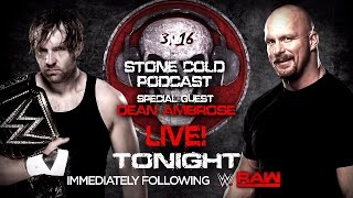 Nonton Dean Ambrose Appears On Stone Cold Podcast   Tonight On Wwe Network Film Subtitle Indonesia Streaming Movie Download