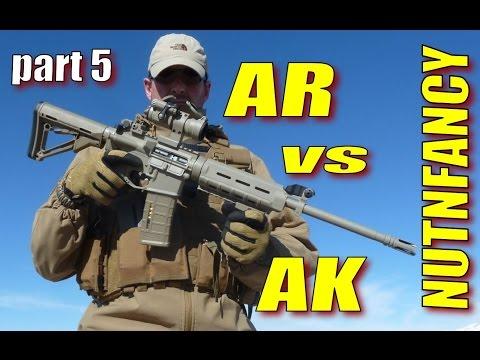 AK-47 vs AR-15 Part 5, by Nutnfancy