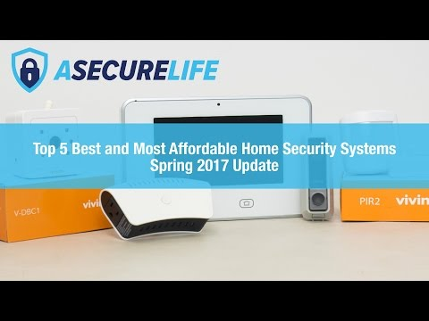 What is the best home security company?