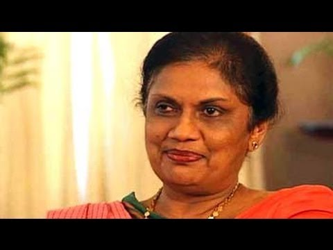 Talking Heads with Chandrika Kumaratunga (Aired: May 2000)