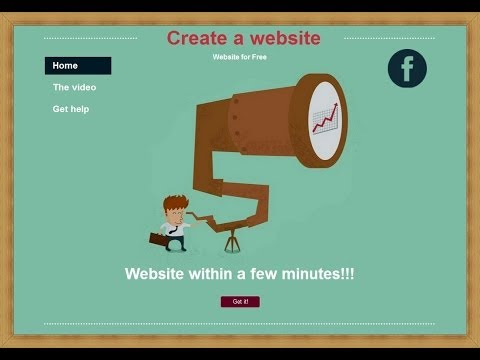 How to Make a Website for Free | Free Domain name and Free Hosting