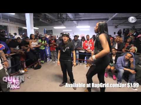 Queen - WATCH THIS CLASSIC BATTLE AVAILABLE NOW AT http://www.rapgrid.com/exclusive-vod-battle-msfit-vs-ms-hustle for $1.99 THE ACTUAL BATTLE WILL BE UP IN A FEW WEE...