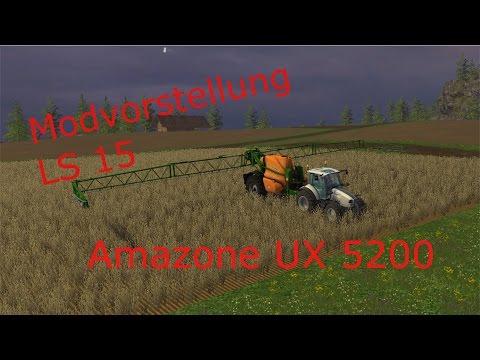 Amazone UX 5200 v2.0