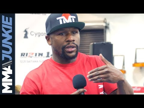 Still retired Floyd Mayweather details exhibition match, plans for others