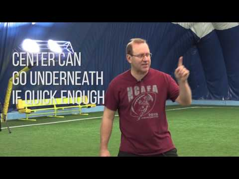 Touch Football 101 - NCAFA Video Series - Episode 11 [CENTRE] Beat The Rush