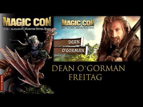 MagicCon (2018) Fr. Panel Dean O Gorman