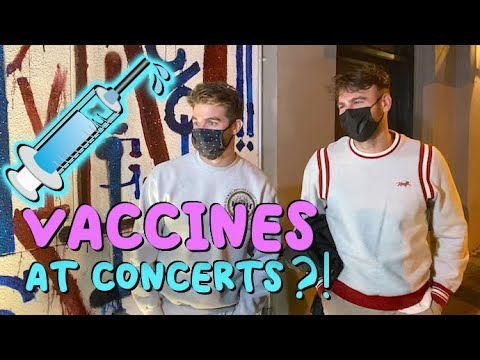 The Chainsmokers React To The Idea Of Giving Vaccines At Future Concerts