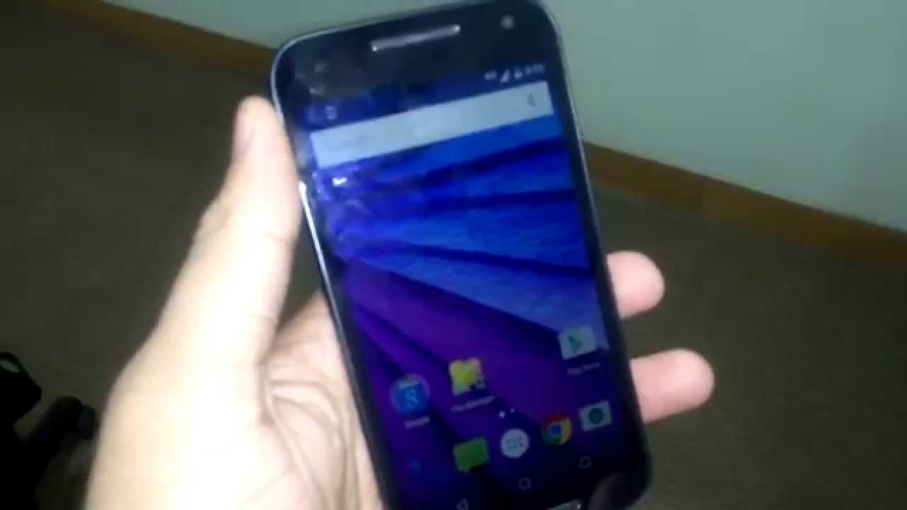 Descargar Moto G 3rd Gen Drop Test from 3-4 feet height. para Celular  #Android
