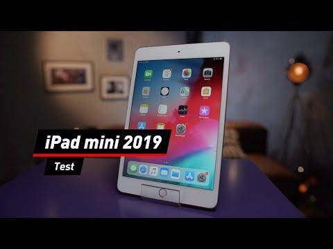 iPad mini mit aktueller Technik: Mini-Tablet im Test!