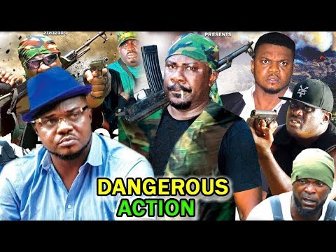 Download DANGEROUS ACTION 3&4 - Ken Eric 2018 Latest Nigerian Nollywood Movie