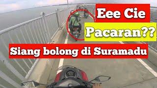 Download lagu Jembatan Suramadu Dengan Keindahannya Mp3