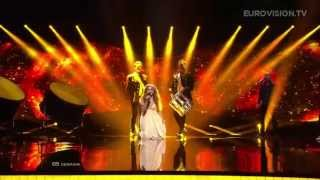 Canal recomendado:FORMULA1NERO: http://www.youtube.com/user/formula1neroDenmark: Emmelie de Forest - Only Teardrops live at the Eurovision Song Contest 2013