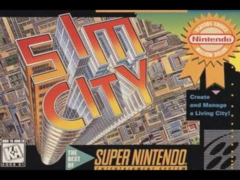 simcity super nintendo guide