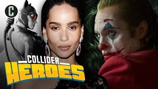 Catwoman is Zoe Kravitz, Kevin Feige Named Marvel CCO and Joker Spoiler Review - Heroes by Collider